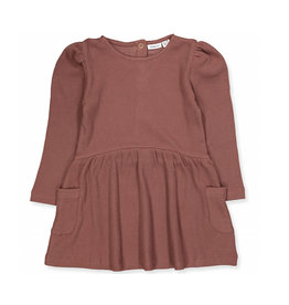 Frylva Dress Marron