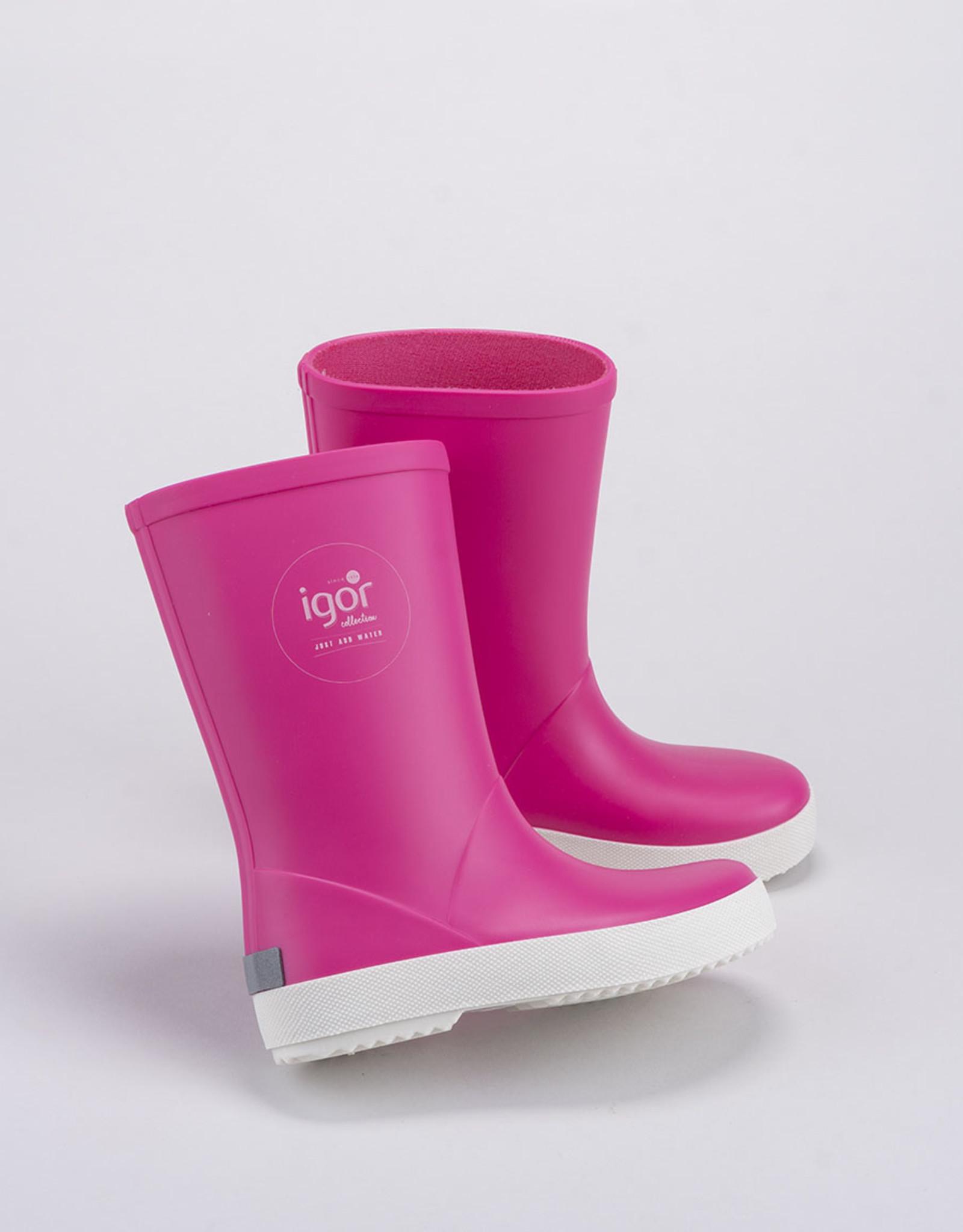 Splash Rain Boots Pink