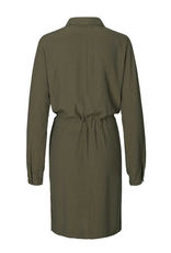 Makaila Dress Green/Brown