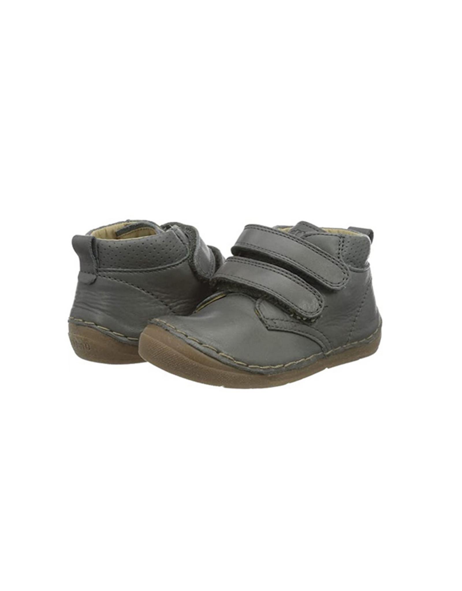 Shoes Velcro Gray