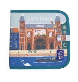 Erasable book Amsterdam