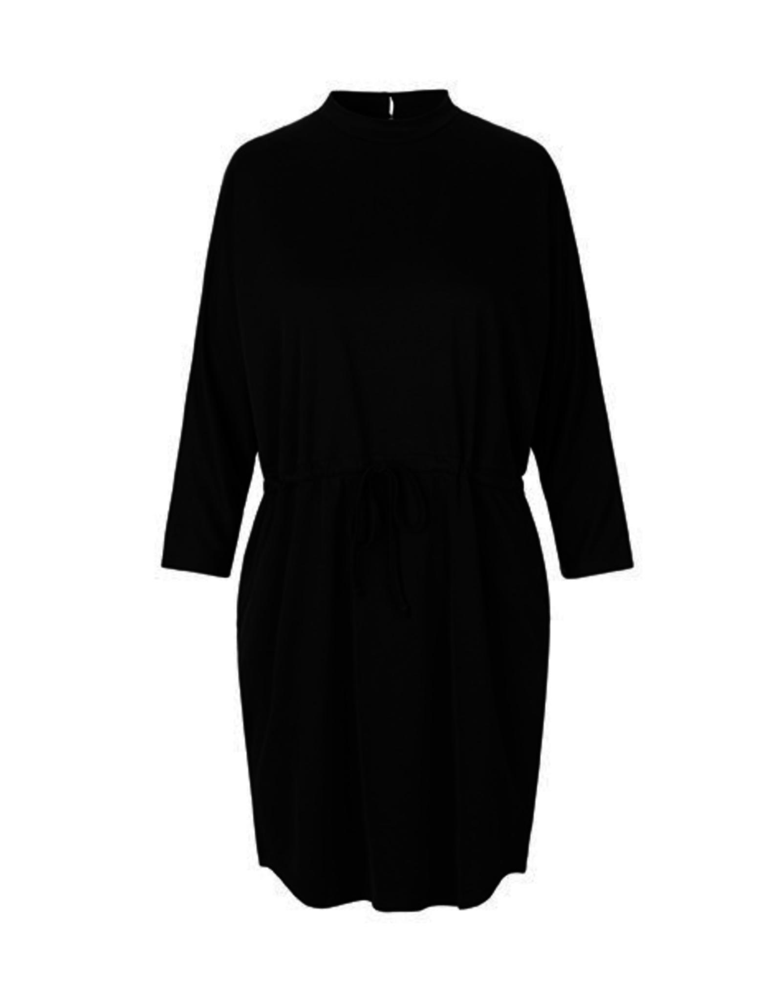 Hallima Dress Black
