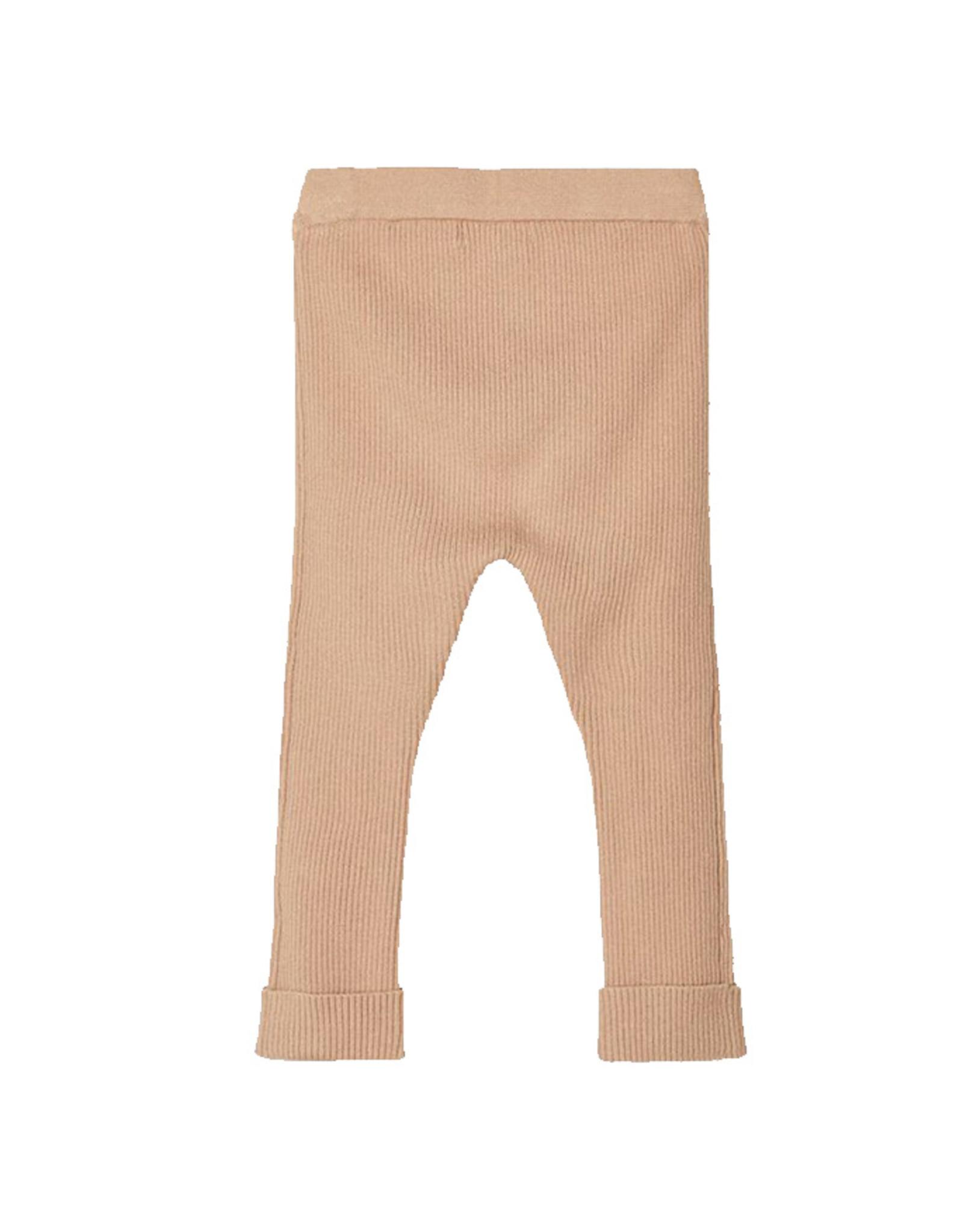 Selia Knit Legging  Beige