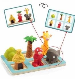 Spacio 3D Puzzle