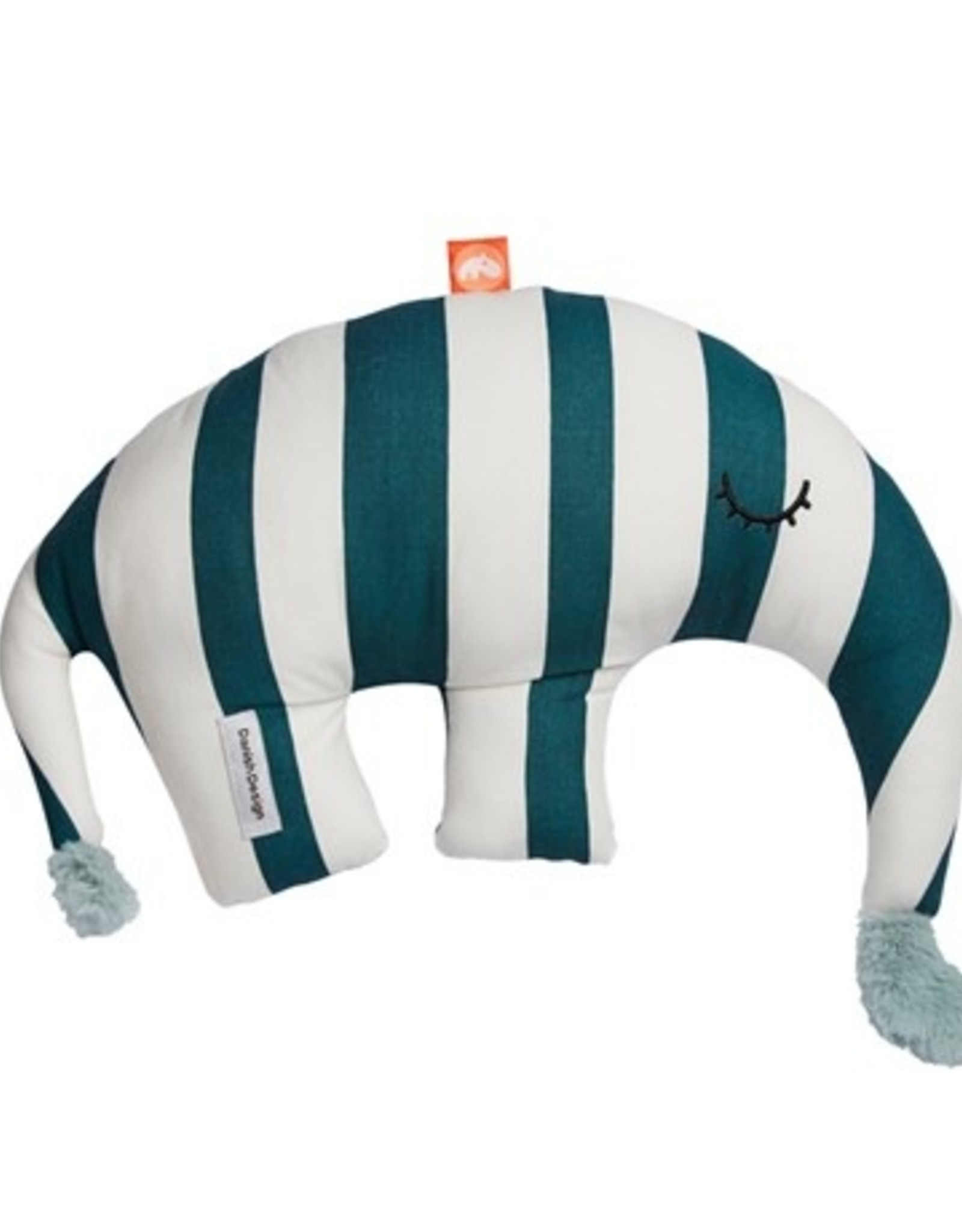 Antee 3D Soft Toy Blue