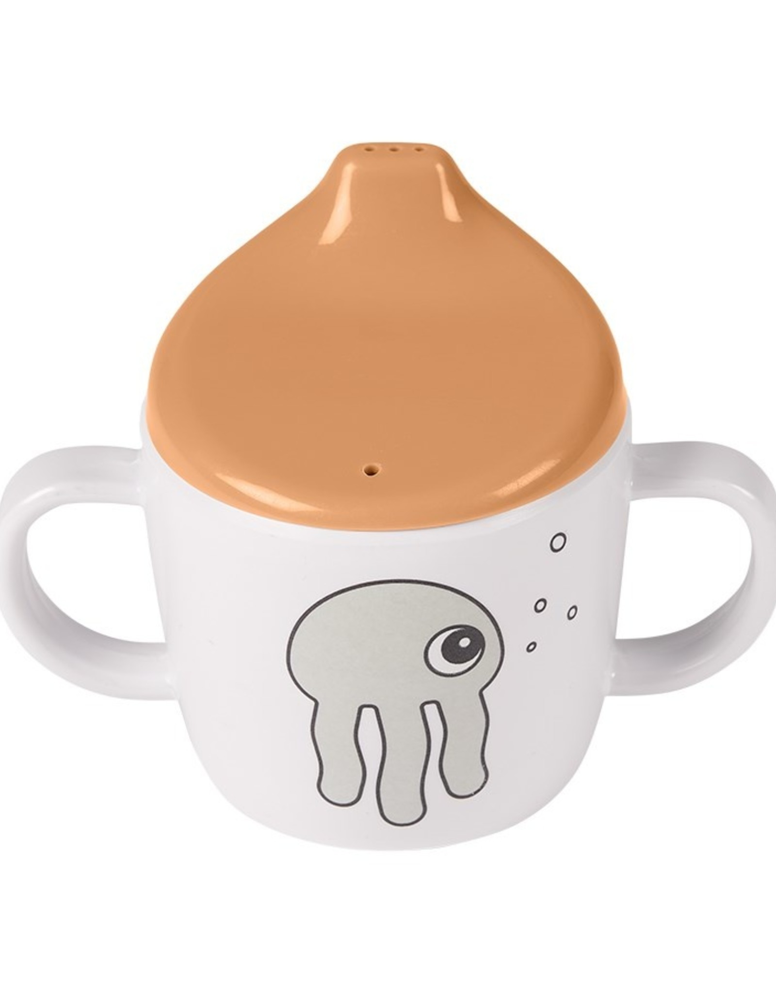 Two Handle Cup Mustard