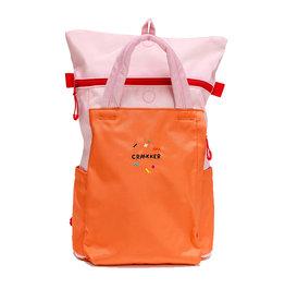 Magpie Bag Pink/Orange/Fuschia
