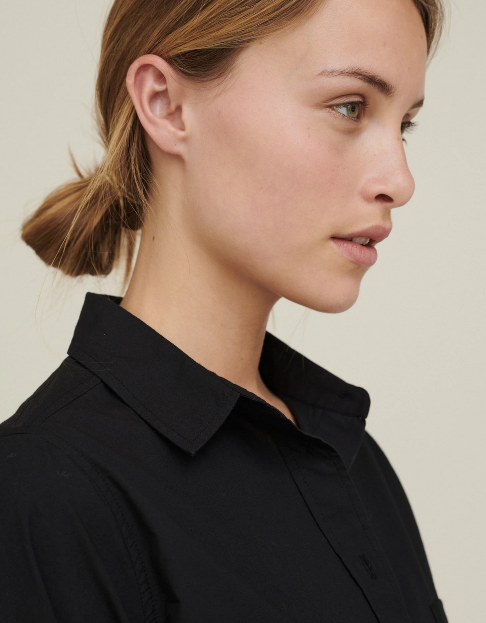 Vilde Shirt Black