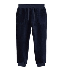 Ramma Pants Corduroy D.Blue