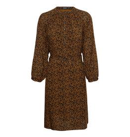 Keto Dress LS brown