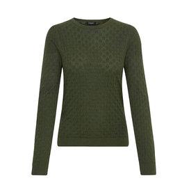 Menika Knit Green