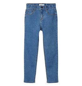 NAME IT ROSE MOM JEANS  - BLUE