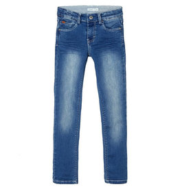 Theo  Sweat Jeans Blue