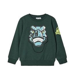 Jurassic Sweater Green