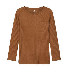 Torib LS Slim Top Brown