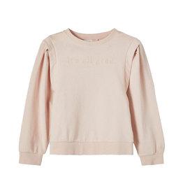 Berie Sweat LS Pink