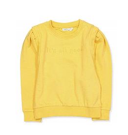 Berie Sweat LS Yellow