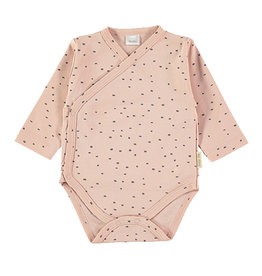 LS Side-Snap Body Pink