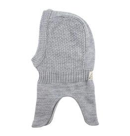 Wool Ski Hat Grey
