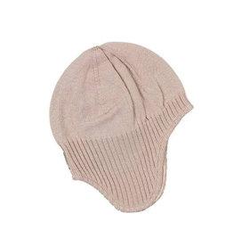 Wool Hat Knit Pink