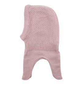 Wool Ski Hat Pink