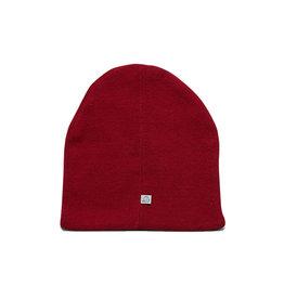 Beanie Knit Red