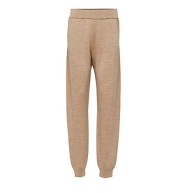 Inka Knit Pants Beige