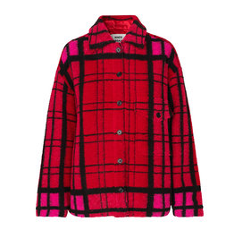 Cabsy Jacket Pink Check