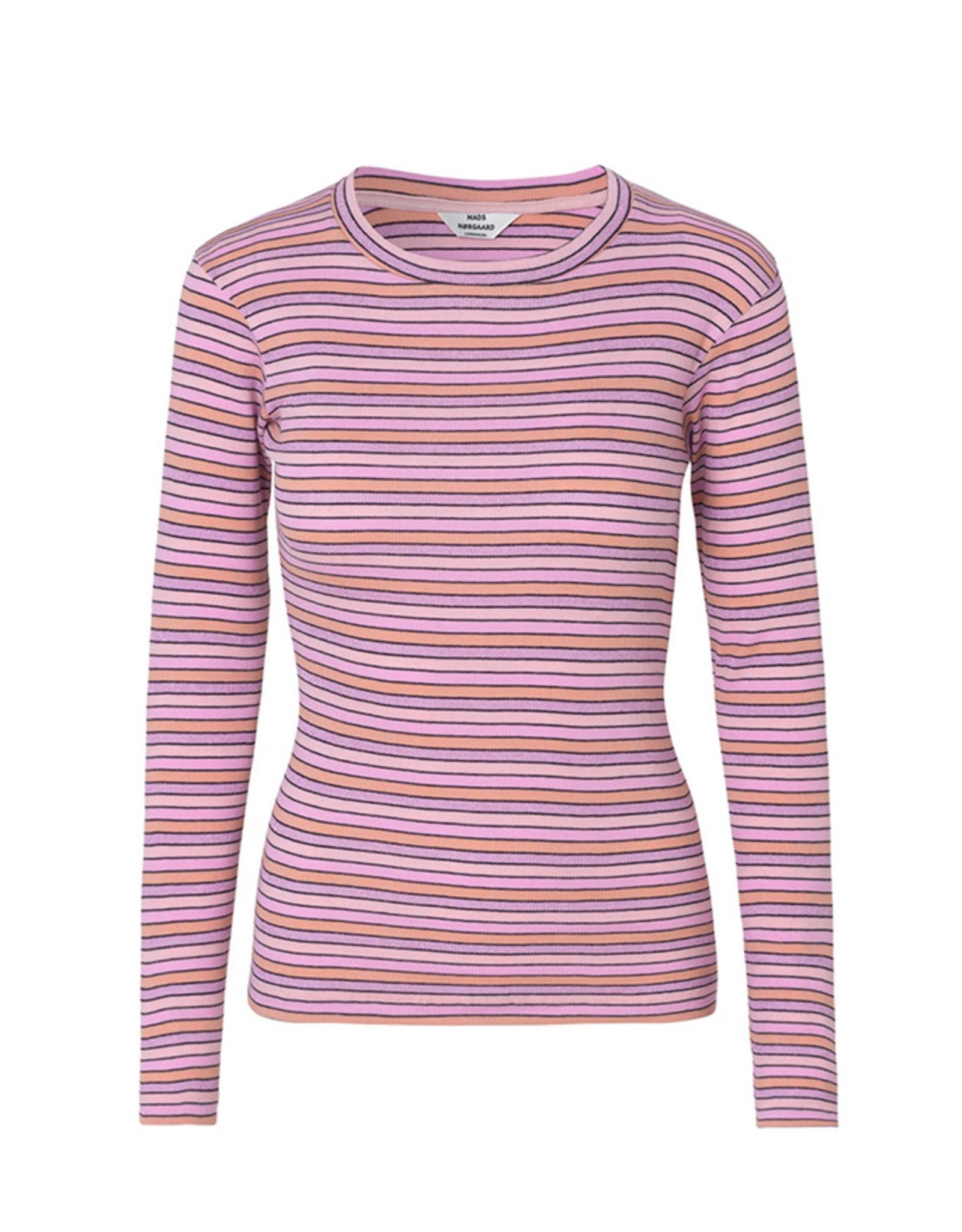 Tuba LS Pink Stripe