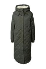 Arrow Coat Green