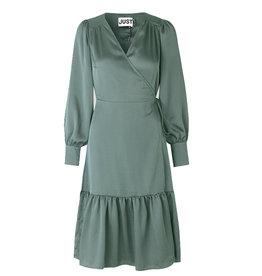 Minnie Dress Green