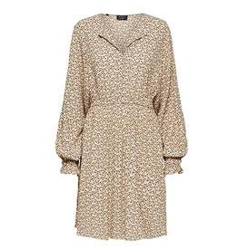 Riyanka Dress Beige