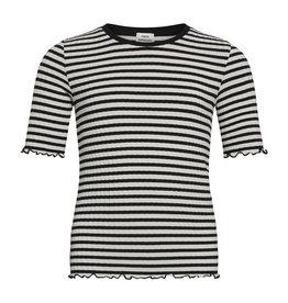 Tuviana Shirt Black/White