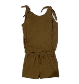 Cos i said so Playsuit Brown