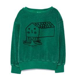 Tree Sweatshirt Green