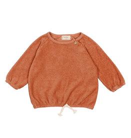 Buho Terry Sweater Siena