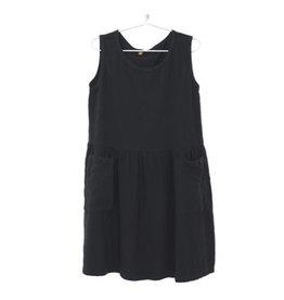 Sleeveless Dress Charcoal