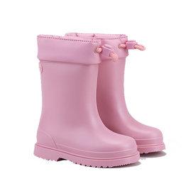 Chufo Rainboots Fur Pink
