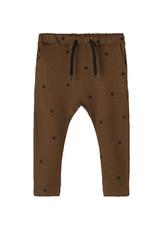 Danien Pants Brown/Dots