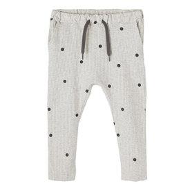 Danien Pants Grey/Dots