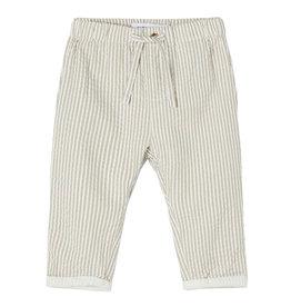 Filur Pants Stripe Beige
