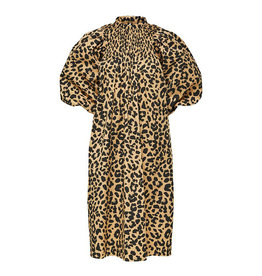 Kira Dress Leopard Print