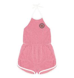 Eponge Bio Jumpsuit Pink