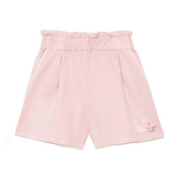 Swan Short Pastel Pink