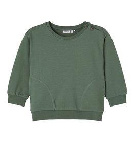 Drako Sweater Green