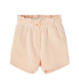 Nit Fame Short Stripe/Orange