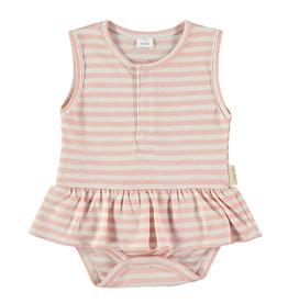 Sofi Dress Stripe/Pink