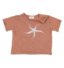 Buho Starfish SS Brown