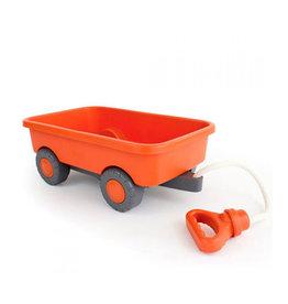 Green Toys Wagon Orange