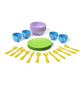 Green Toys Dish Set